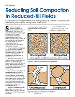 Reducing Soil Compaction In Reduced-Till Fields