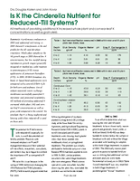 Is K the Cinderella Nutrient for Reduced-Till Systems?