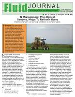 N Management, Plus Optical Sensors, Helps to Refine N Rates