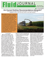 Are Current Fertilizer Recommendations Adequate?