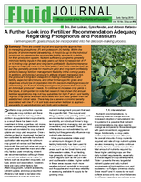 A Further Look into Fertilizer Recommendation Adequacy Regarding Phosphorus and Potassium