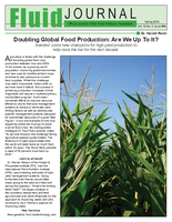 Doubling Global Food Production: Are We Up to It?