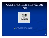 Cartersville Elevator, Inc
