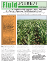 Are Farmers Reaching Yield Potential In Corn?