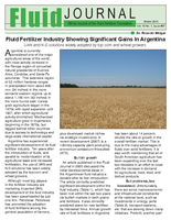 Fluid Fertilizer Industry Showing Significant Gains in Argentina