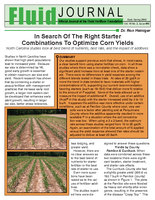 In Search Of The Right Starter Combinations To Optimize Corn Yields