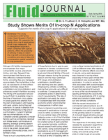 Study Shows Merits Of In-crop N Applications