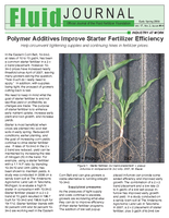 Polymer Additives Improve Starter Fertilizer Efficiency