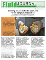 Limiting N Loss In No-till Corn And Grain Sorghum Production
