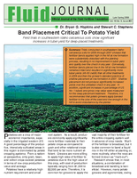 Band Placement Critical To Potato Yield