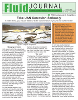 Take UAN Corrosion Seriously