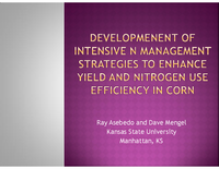 Improving the Efficiency of Soil and Foliar Nitrogen Fertilization with a Urease Inhibitor