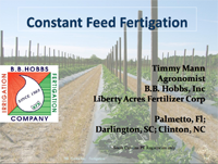 Fertigation System Innovations