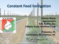 Fertigation System Innovations
