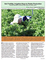 Soil Fertility, Irrigation Keys to Potato Production