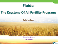 Fluids:The Keystone Of All Fertility Programs