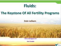Fluids:The Keystone Of All Fertility Programs