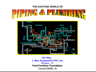 Piping and plumbing – Jim May