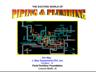 Piping and plumbing – Jim May